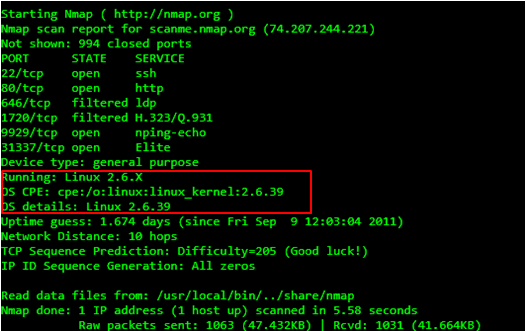 tool hacking pilihan NMAP
