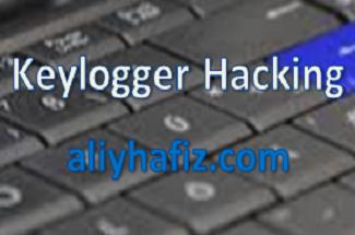 teknik keylogger hacking