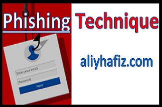 pengertian cara kerja tool phishing