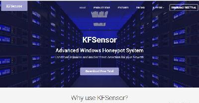 software honeypot specter