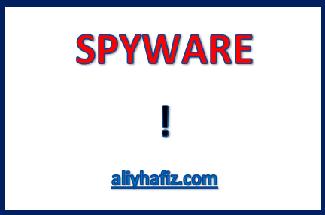 apa itu spyware