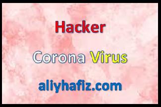 hacker corona virus