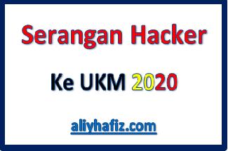 serangan hacker untuk UKM