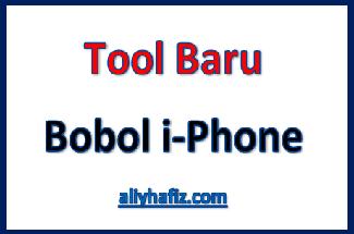 tool bobol iphone