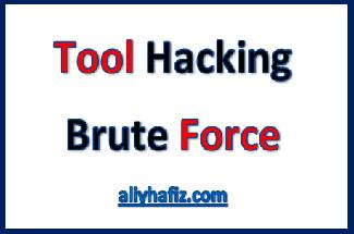 tool brute force
