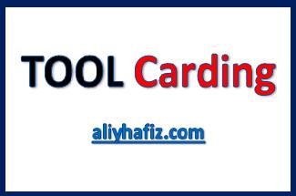 tool carding